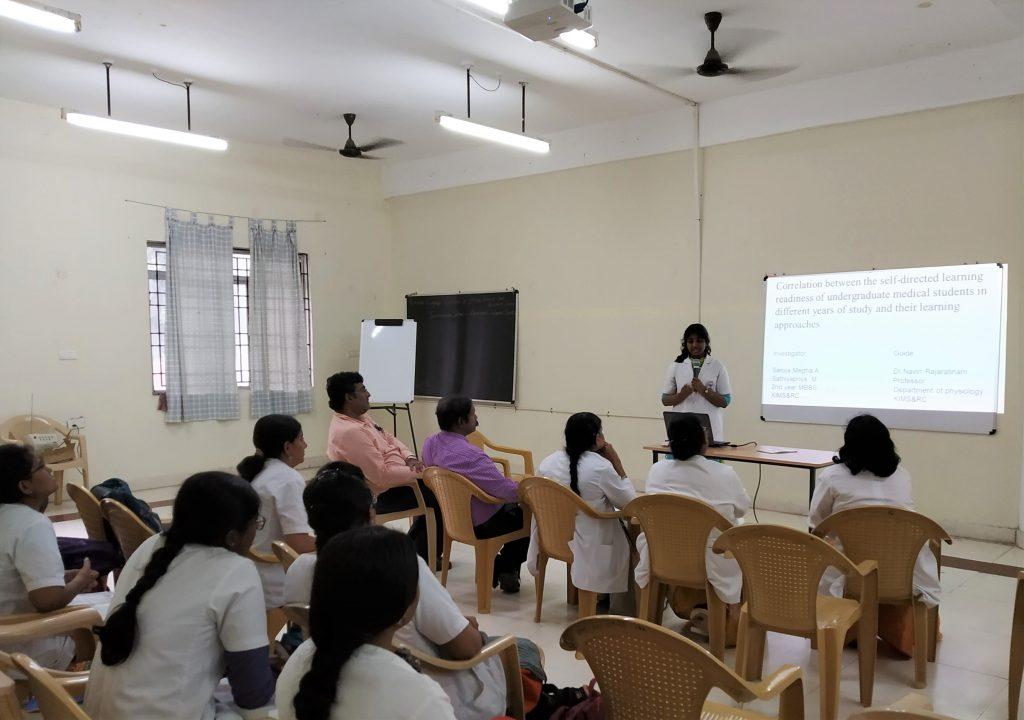 Student project presentation (2)